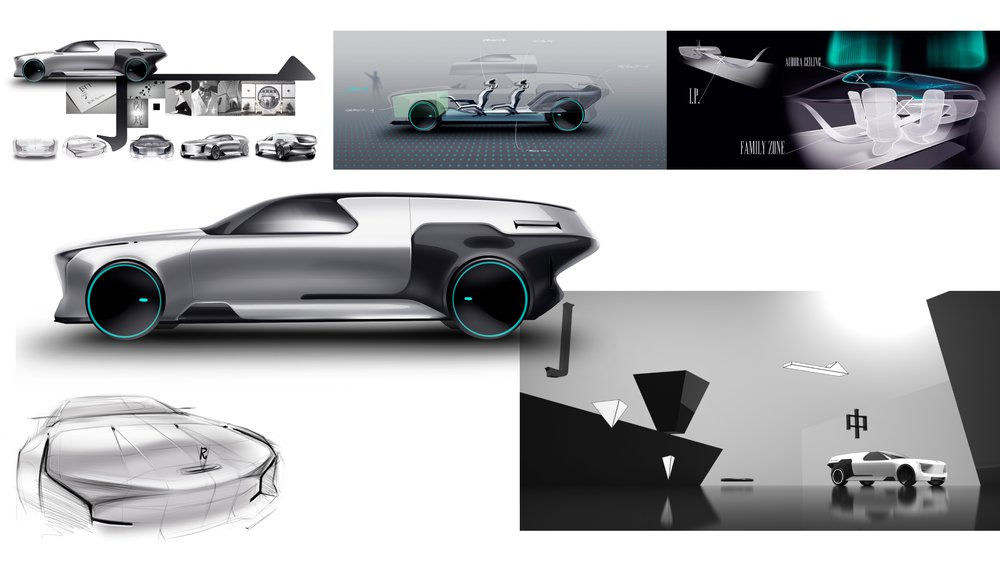 Project - Roewe