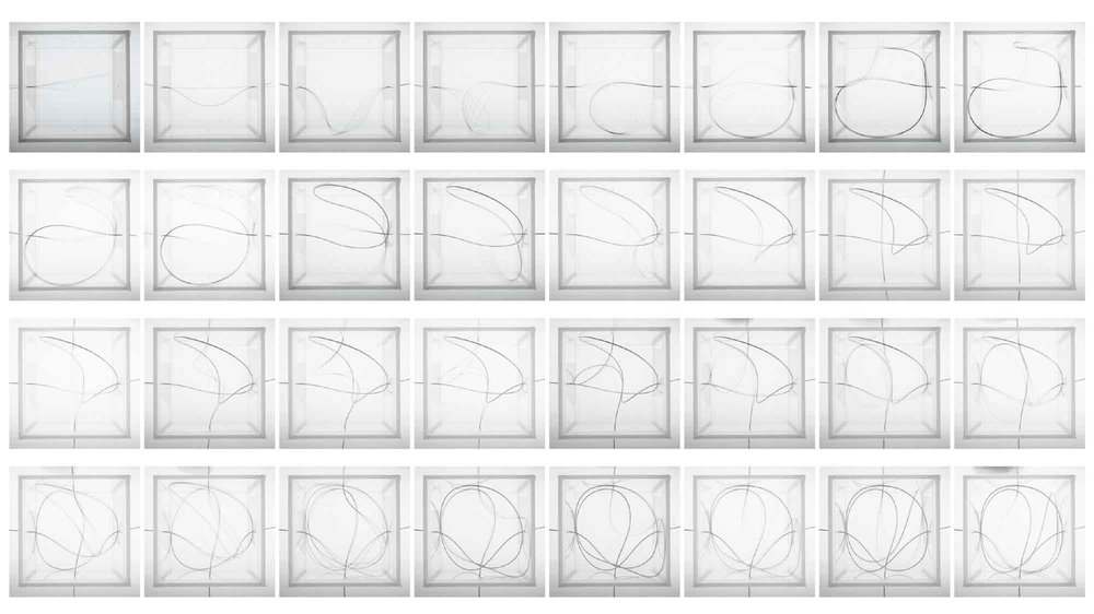 Parameterised Drawing Machine of the Unknown