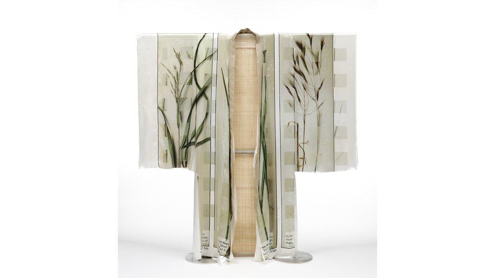 British Grasses Kimono