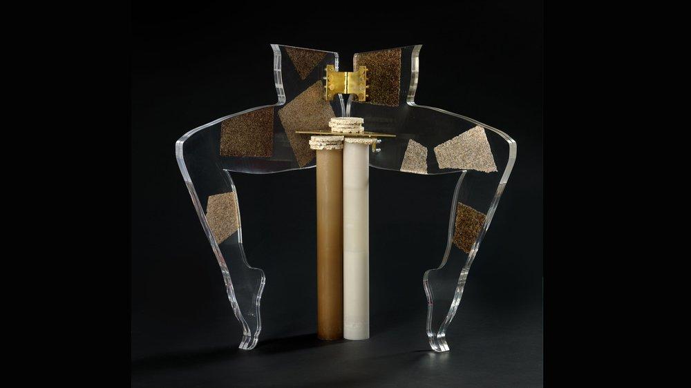 Leg Chair (SUSHI NORI)