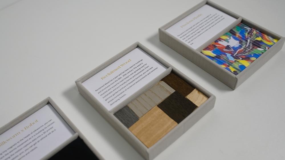 Future Luxury – Understanding materials