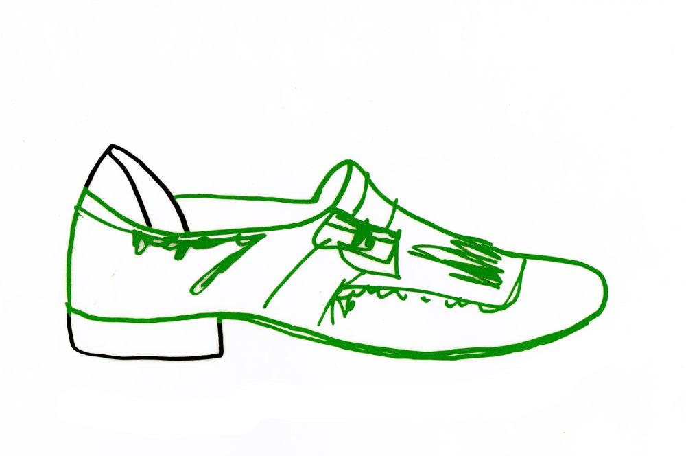 drawing Golf
