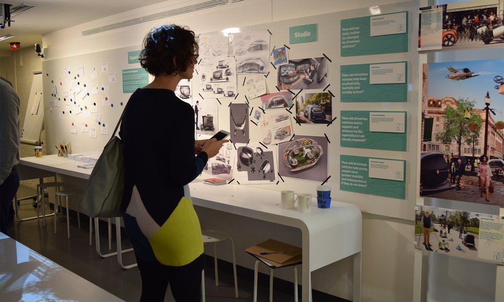 GATEway exhibition, London Transport Museum