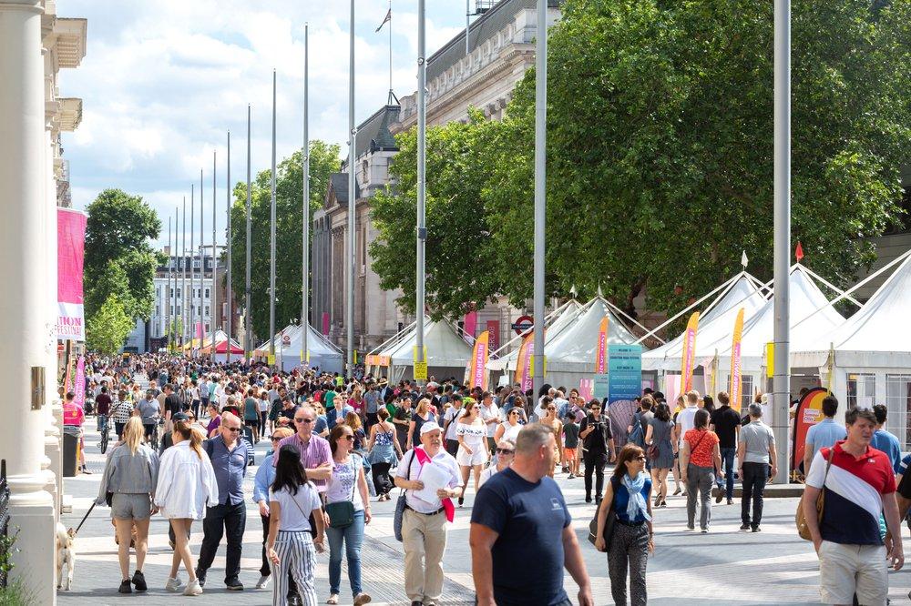 Great Exhibition Road Festival