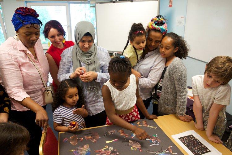 GERF family workshop