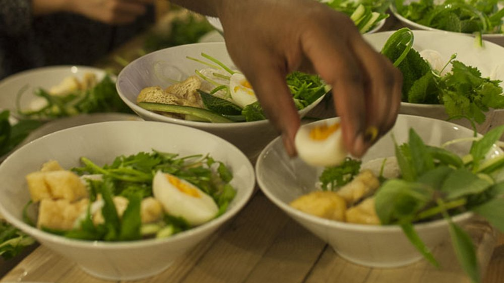Local and sustainable cooking
