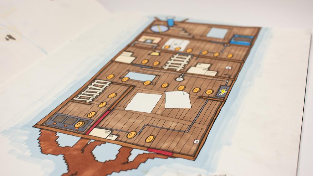 Example AR_CADE Game Design