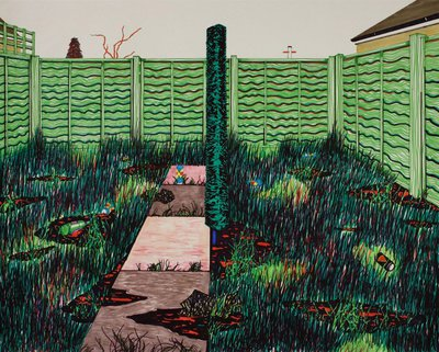 The Garden by David Rayson