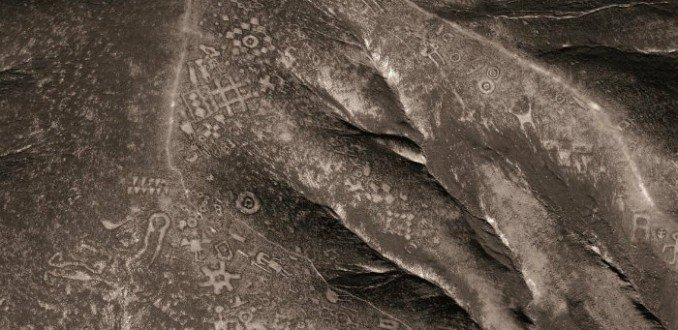 Chug Chug Geoglyphs, Atacama Desert