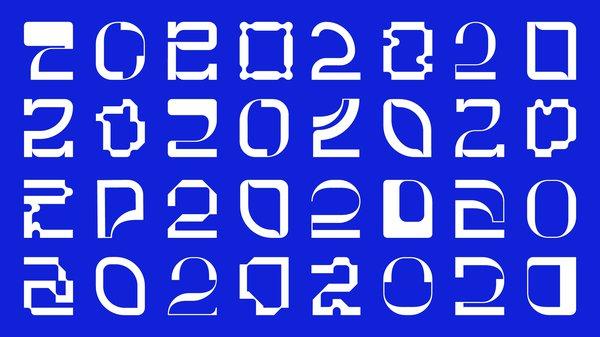 RCA2020 Glyphs