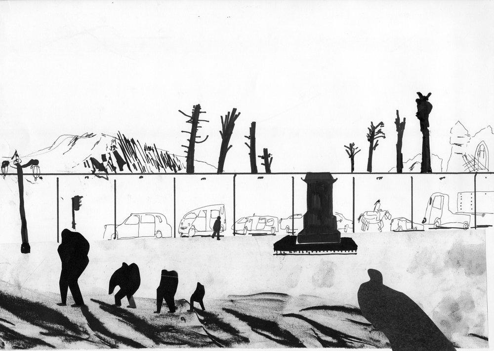Graspan Memorial