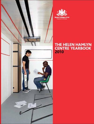 The Helen Hamlyn Centre for Design Yearbook 2010