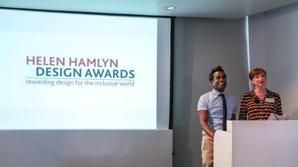 Helen Hamlyn Design Awards 2016