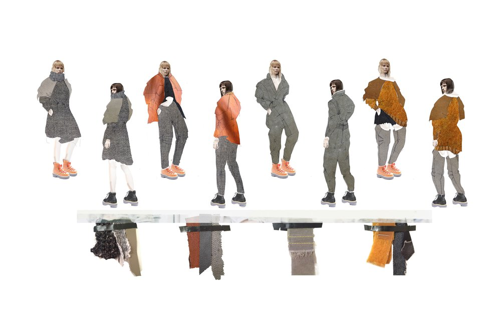 Collection: Looks 1—4