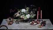 London flower workshop Hattie's flowers