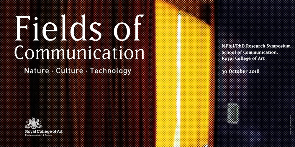 Fields of Communication: Nature, Culture and Technology