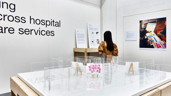 Healthcare & Design MRes Online Open Day