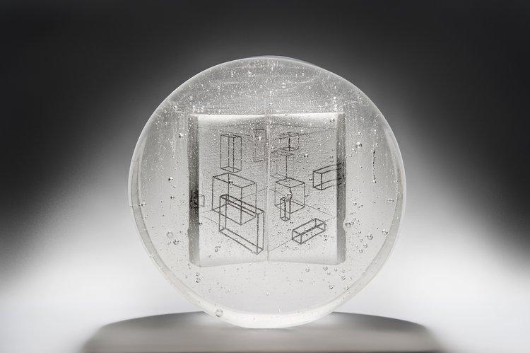Geometric Perspective, Helen Slater Stokes 2018