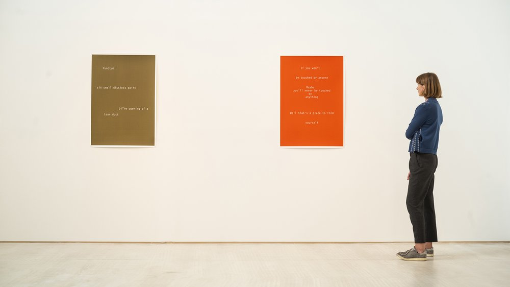 Shouting in Whispers, 2017, Turner Prize 2019 at Turner Contemporary