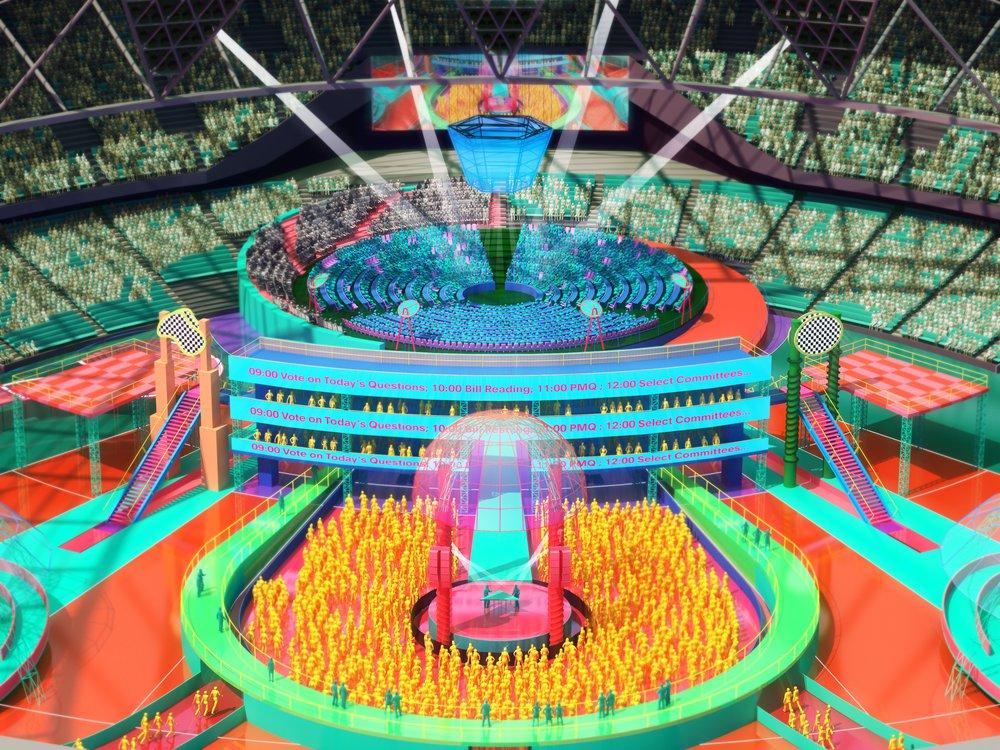 Stadium Parliament