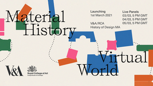 Material History/Virtual World