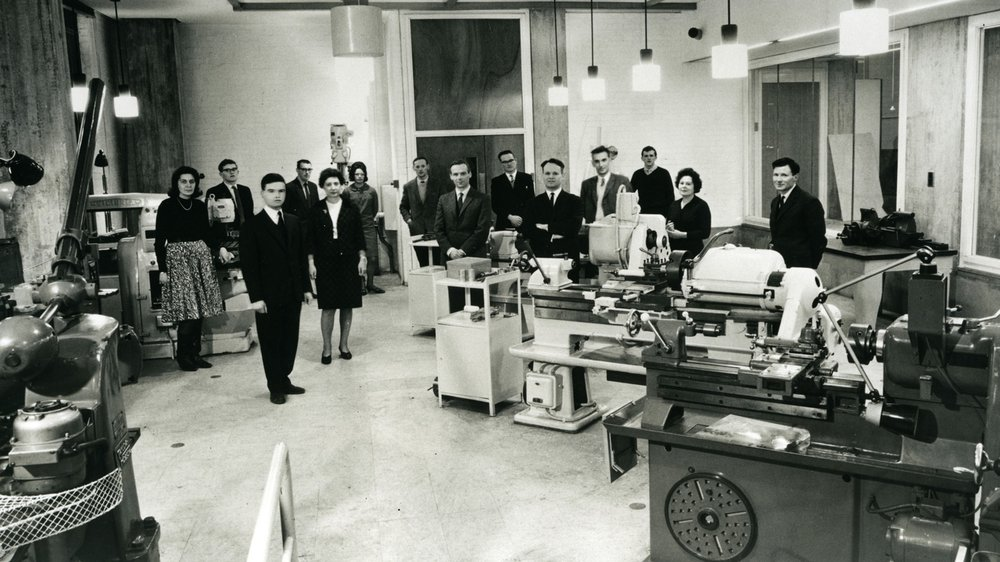 Bruce Archer and Colleagues in the IDE Research Unit, later the Department of Design Engineering