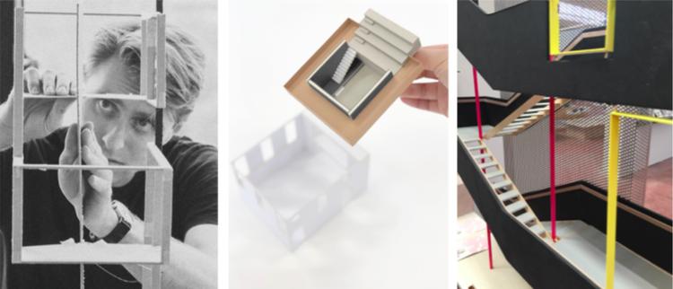 Pulpit, Felix Graf     Bookshop, Jingwen Zhou     Absolute Beginners, Yining Zhu