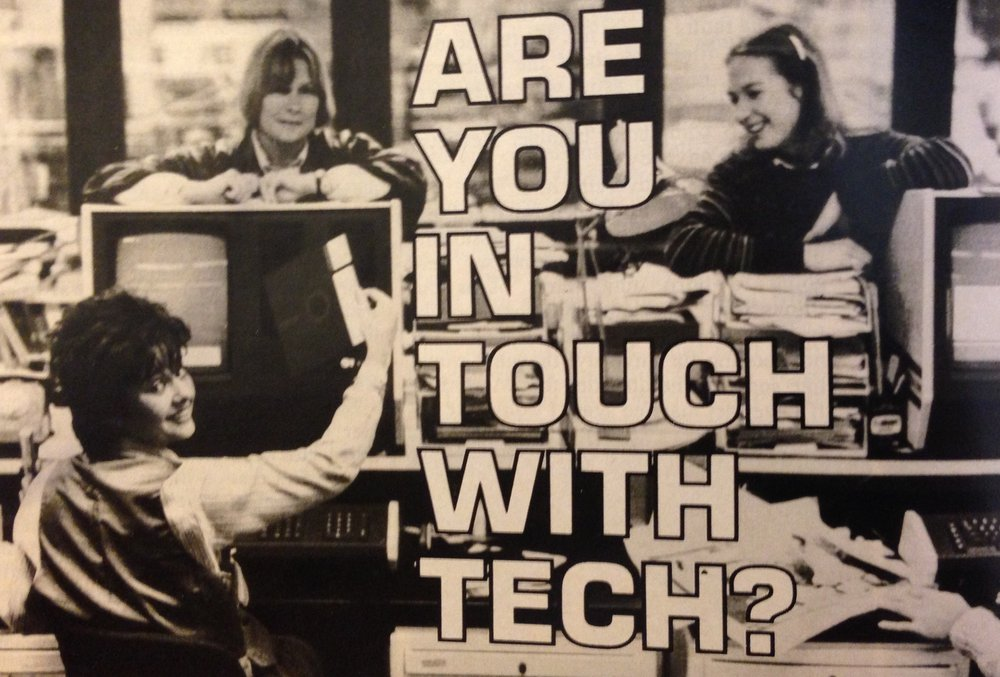 Are You in Touch With Tech?