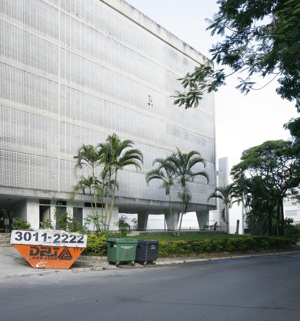 Superquadra 106, Brasilia, December 2015