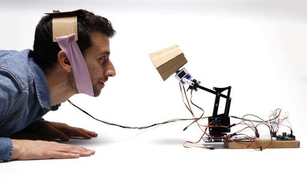 Mind In Matter Prototype