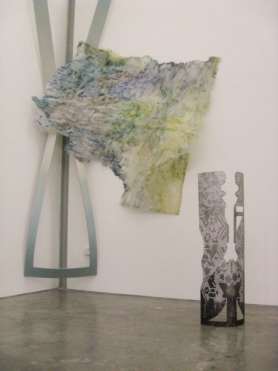 Untitled (installation detail)