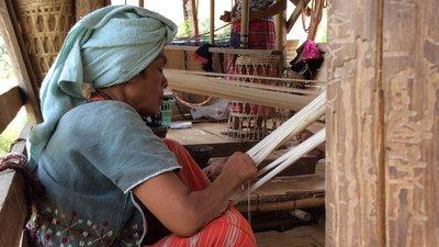 Mae Chem weaver