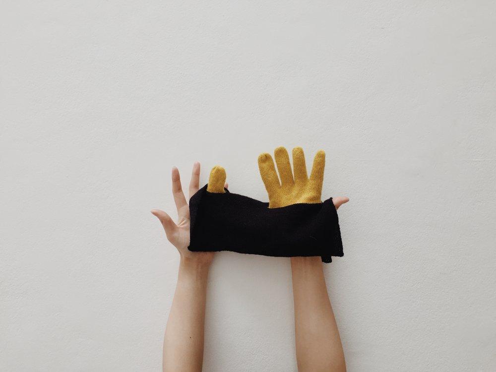 In the Hands of Hands
