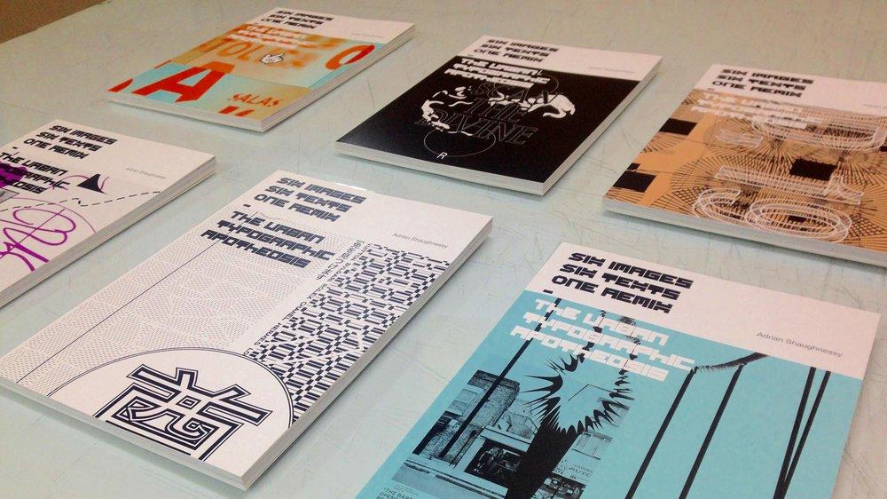 Six Images, Six Texts, One Remix Publication, Typojanchi 2015
