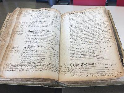 Seventeenth Century Domestic Manual