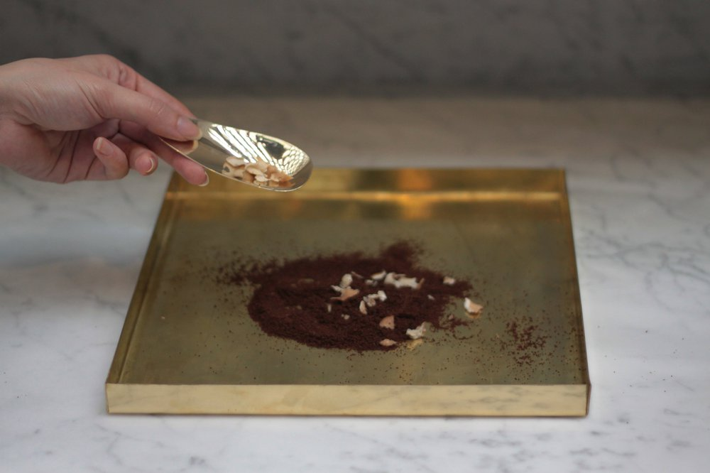 Mycelium & Coffee Waste