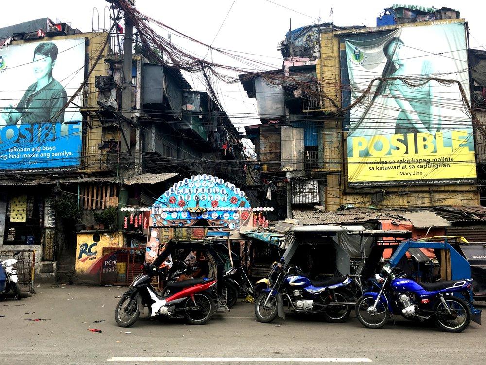 Vitas Tenements with tenant additions/augmentations, Smokey Mountain, Manila