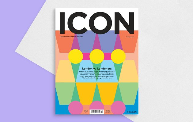 ICON Magazine, October 2019, London Issue