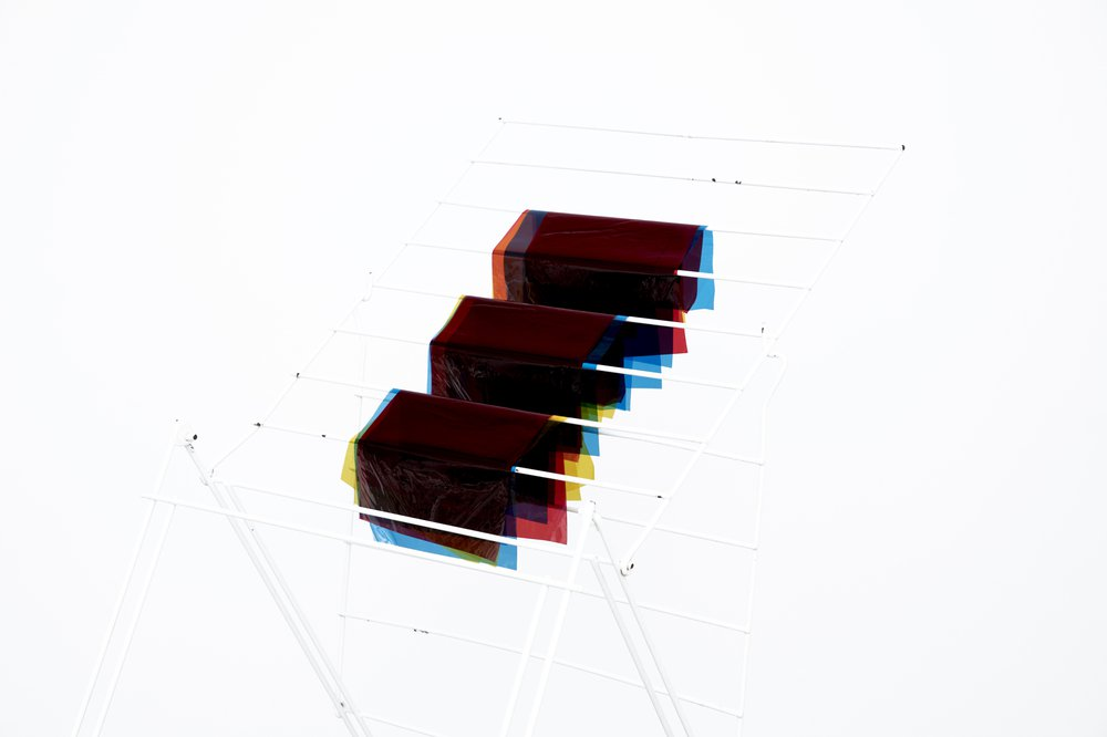 Drying Rack #1 (Red, Blue & Yellow N5A1581)