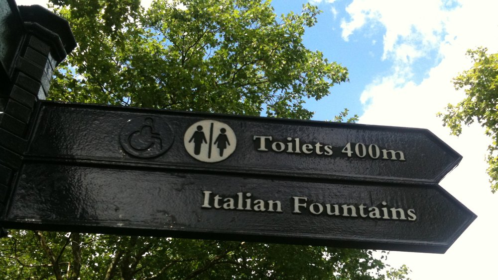 RCA Research Highlighted a Lack of Coherent Information Around Public Toilets and Accessibility