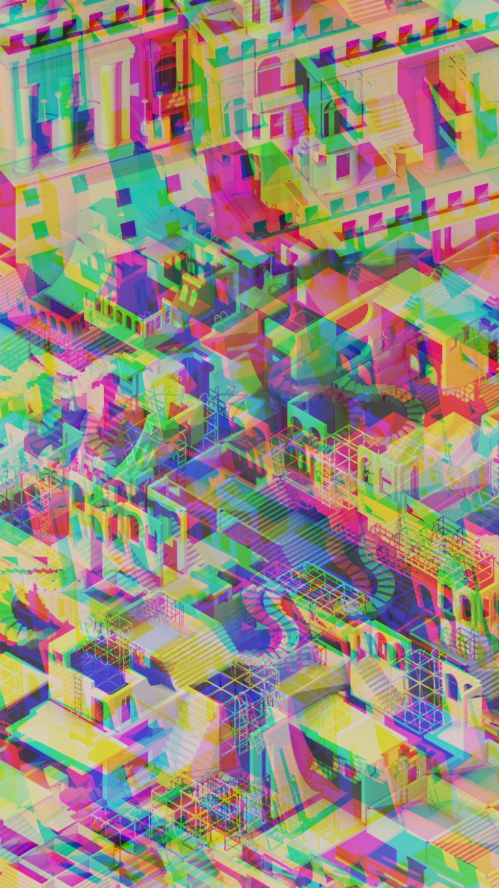 Post-Binary Digital Landscape