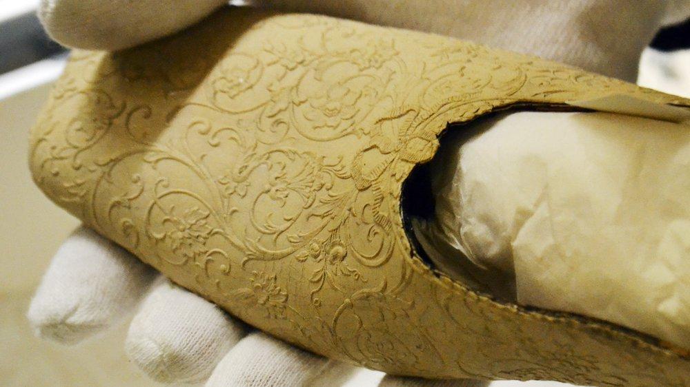 Rubber Ornamental Shoe