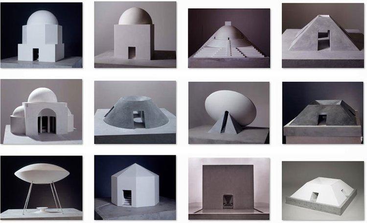 James Turrell, Autonomous Structures, 1989-2010