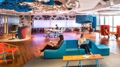 Work Interrupted // The effects of co-working on workspace design practice