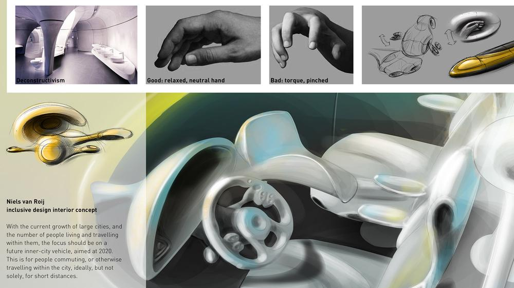 Inclusive Car Interior