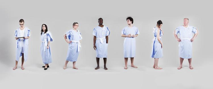 Modelling the Inclusive Gown