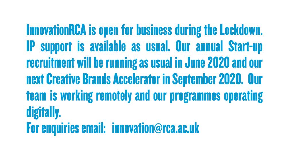 InnovationRCA Info