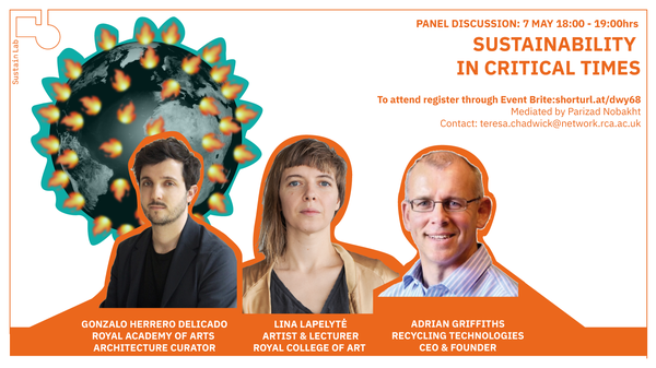 Sustain Lab Panel: Sustainability in Critical Times