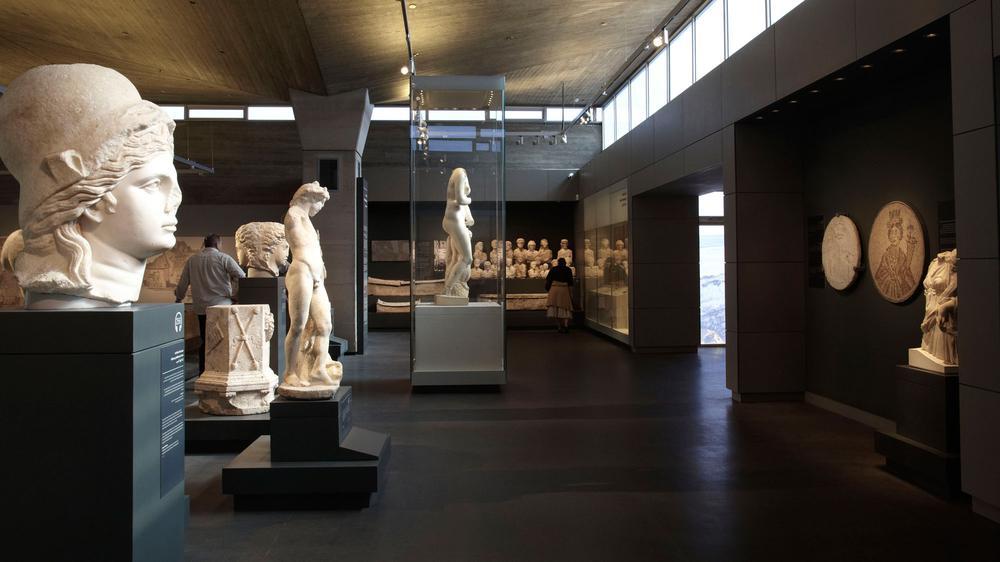 Archeological Wing of the Israel Museum (Image: Pentagram)