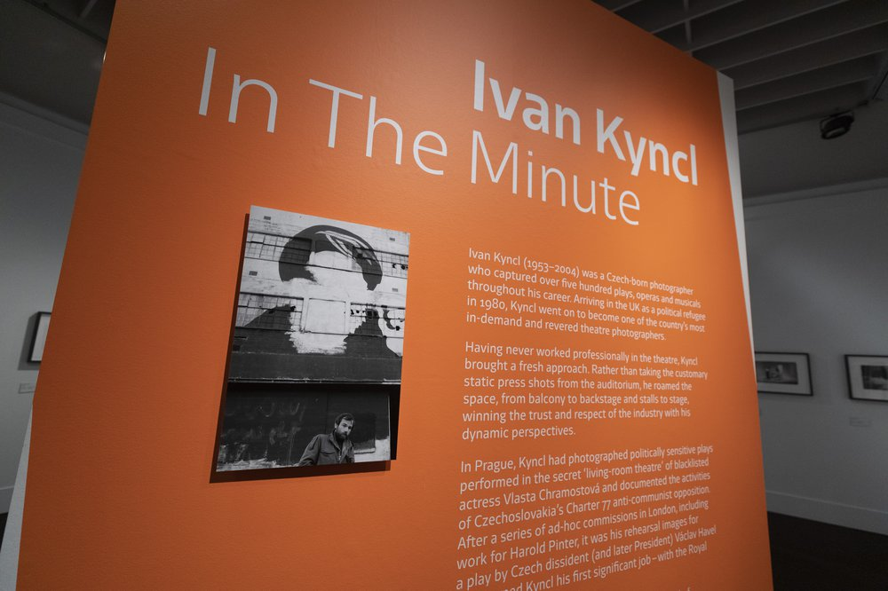 Ivan Kyncl: In the Minute (2019) Victoria and Albert Museum, London. 19 Feb 2019 – 7 July 2019.